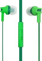Наушники с микрофоном Gal HMP-30GN Green