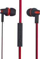 Наушники с микрофоном Gal HMP-30BR Black/Red