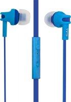 Наушники с микрофоном Gal HMP-30BL Blue