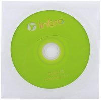 DVD-R диски Intro 16x 4.7Gb, конверт, 150 шт (UL130273A1C)