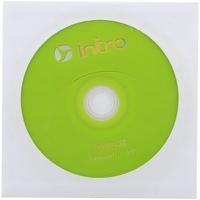 DVD R диски Intro