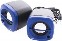 Колонки RITMIX SP-2030 BLACK/BLUE (61000572)