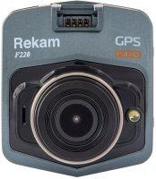 Автомобильный видеорегистратор Rekam F220