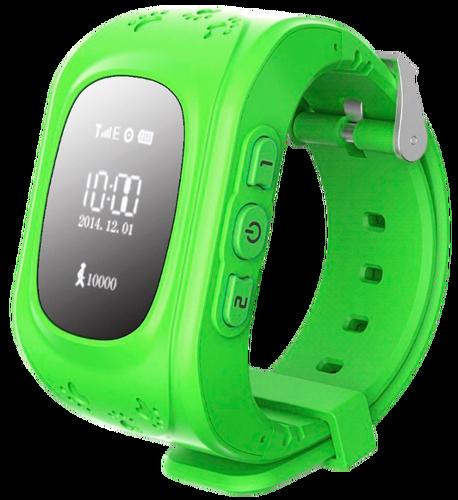 Купить Детские умные часы Nautilus, Junior 05 Green (GPB07622)