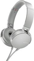 SONY MDR-XB550AP WHITE