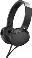 Наушники с микрофоном Sony MDR-XB550AP Black