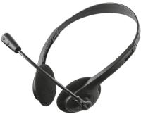Наушники с микрофоном Trust Ziva Chat Headset (21517)
