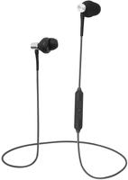 Беспроводные наушники с микрофоном Qumo Freedom Style Mini Dark Grey (21779)