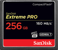SANDISK EXTREME PRO 256GB (SDCFXPS-256G-X46)  фото
