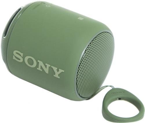 Купить Портативная акустика Sony, SRS-XB10 Green