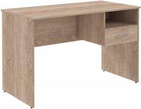 Компьютерный стол с подвесной тумбой Skyland Simple ESH 1260, цвет - дуб сонома светлый (00-07013318)