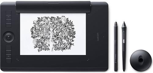 Купить Графический планшет Wacom, Intuos Pro Medium (PTH-660P-R)