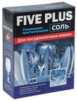 Cоль для посудомоечных машин Five Plus