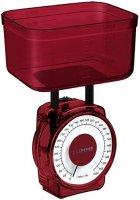 Кухонные весы Lumme LU-1301 Красный