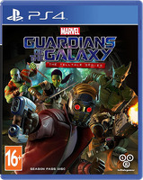Игра для PS4 WB Marvel's Guardians of the Galaxy: The Telltale Series фото