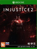 Игра для Xbox One WB Injustice 2