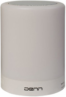 Портативная акустика Denn DBS141 White