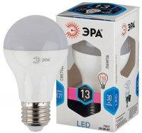 Светодиодная лампа ЭРА LED smd A60-13W-840-E27