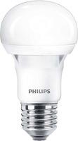 лампа светодиодная e27 7w 6500k груша матовая 4690389085499 Светодиодная лампа Philips ESS LEDBulb 7W E27 6500K 230V A60 RCA