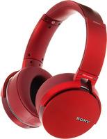 Беспроводные наушники с микрофоном Sony MDR-XB950B1 Red