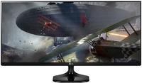 Игровой монитор LG 25UM58-P Black
