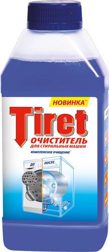 Все для дома Очиститель Для Стиральных Машин Tiret 250 Мл (3047438) Новошахтинск