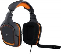 Игровые наушники Logitech G231 Prodigy Gaming Headset (981-000627)