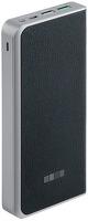 Купить Внешний аккумулятор InterStep, PB16DQ 16000 мАч, QC 3.0 Type-C DualIN, черный (IS-AK-PB16DQCTC-BLKB201)