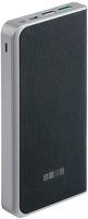 Купить Внешний аккумулятор InterStep, PB12DQ 12000 мАч, QC 3.0 Type-C DualIN, черный (IS-AK-PB12DQCTC-BLKB201)