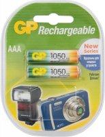 Аккумуляторы GP АAА (HR03) 2 шт. (105PROAAAHC-CR2)