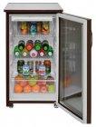 Холодильник-витрина Саратов 505-01 КШ-120 Коричневый