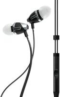 Наушники с микрофоном InterStep для Android устройств, Klipsch 3,5 Image S4a Black (OR-HF-KLS4A0000-000B201)