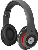 Беспроводные наушники с микрофоном Defender FreeMotion B570 Red/Grey фото
