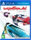 Игра для PS4 Sony WipEout Omega Collection
