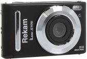 Цифровой фотоаппарат Rekam iLook S970i Black