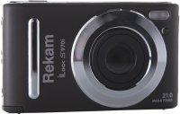 Цифровой фотоаппарат Rekam iLook S970i Black Metallic