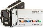 Цифровая видеокамера Rekam DVC-380 Silver