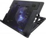 Охлаждающая подставка для ноутбука Crown CMLS-926 Black