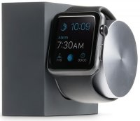 Док-станция Native Union для Apple Watch, Grey (DOCK-AW-SL-GRY)