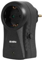 Сетевой фильтр Sven SF-S1, Black