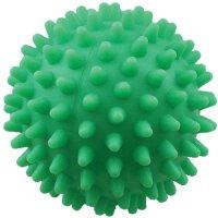 Игрушка для собак Зооник Мяч для массажа №1, 5,5 см, зеленый (С038)