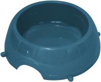 Миска Зооник 1 литр, синий (15014)