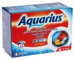 Таблетки для стирки цветного белья Aquarius 12 шт (8032779811213)