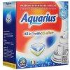 Таблетки для посудомоечных машин Aquarius All in 1, 28 шт (8032779810926)
