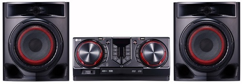 e3cdb7b4cded Музыкальный центр CJ44 - купить музыкальный центр LG CJ44 по выгодной цене  в интернет-магазине ЭЛЬДОРАДО с доставкой в Москве и регионах России
