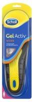 Стельки для активной работы Scholl GelActiv Work, женские (3028211)