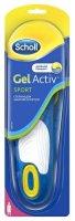 Стельки для занятий спортом Scholl GelActiv Sport, женские (3028193)