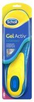 Стельки Scholl GelActiv Everyday, женские (3028222)