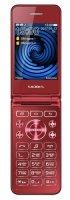 Мобильный телефон teXet TM-400 Garnet