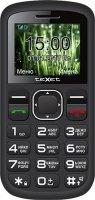 Мобильный телефон teXet TM-B220, Black Red